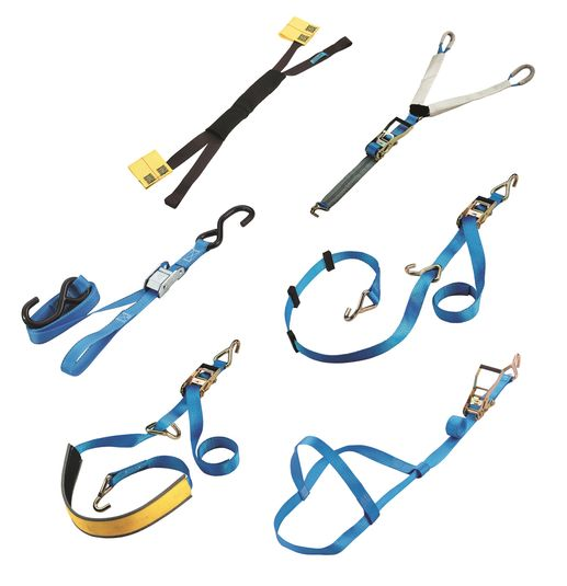 Lashing straps for special requirements - no Image