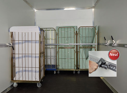 JF load restraint system for roll containers - no Image